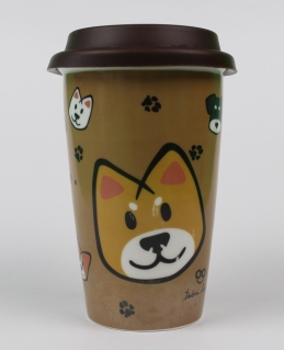 Travel Mug - Puppy Love Collection