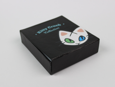Kitty Crush Sticky Notes